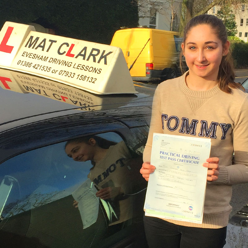 Learning to drive with Mat has been fantastic! He is extremely patient and has been positive throughout all of my lessons!